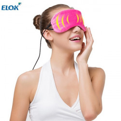 ELOK USB Supply Electric Far Infrared Ray Heated Eye Mask