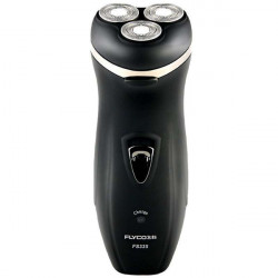 FLYCO FS335 Global Voltage Rechargeable Razor Rotary Electric Shaver
