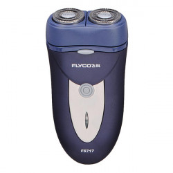 FLYCO FS717 220V Rechargeable Electric Shaver Floating Rotary Razor