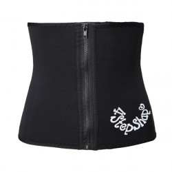 Four Segment Neoprene Far Infrared Waist Slimming Belt