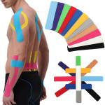 Kinesiology Sports Tape Muscle Bandage Pain Relief Strain Injury Support Personal Care