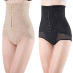 Lady High Waist Slimming Pants Body Shaper Postpartum Abdomen Recovery Personal Care