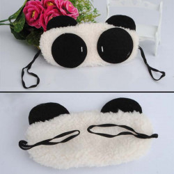 Lovely panda Face Sleep Masks Eye Mask Sleeping New
