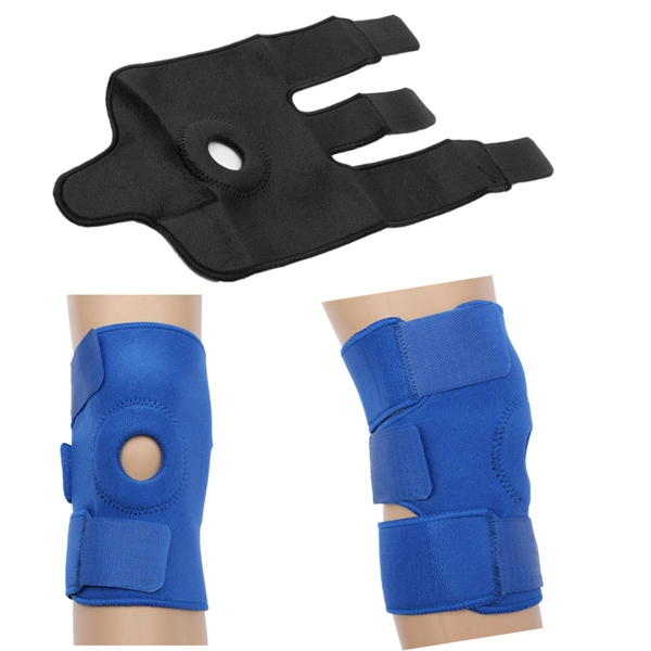 Neoprene Patella Brace Knee Support Strap Adjustable Protector Personal Care