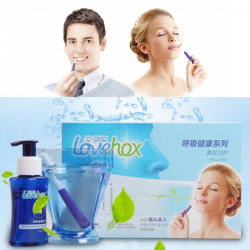 Nose Nasal Washing Cleaner Set Care Solution Brush Cup