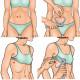 Personal Body Fat Loss Tester Calculator Caliper