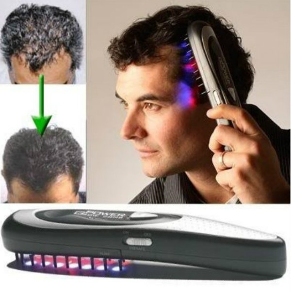 Power Grow Laser Massage Hair Comb Personal Care