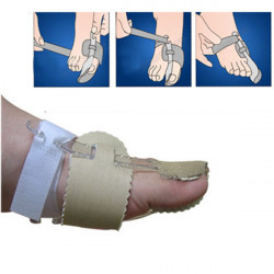 Profoot Bunion Regulator Hallux Valgus Correction Splint