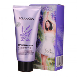 ROLANJONA Painless Non-stimulating Hair Removal Depilatory Cream