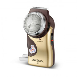 SID SA35 Electric Rechargeable Razor Rotary Shaver