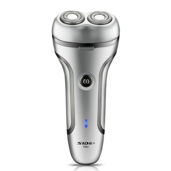 SID SA7052 Electric Rotary Shaver Rechargeable 2 Heads Razor Shavers & Hair Removal