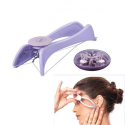 Slique Facial Body Hair Threading Removal Epilator System