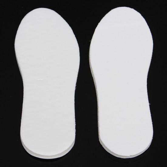Unisex Memory Foam Insoles Heel Cushion Foot Pain Relief