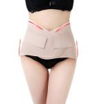 Women Breathable Postpartum Staylace Body Shaping Cummerbund Belt Personal Care