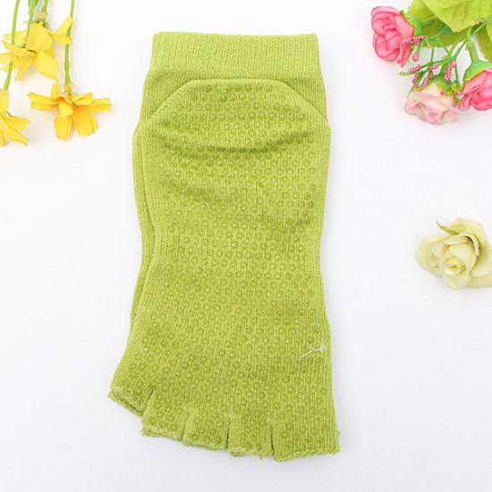 Yoga Socks Cotton Sports Exercise Pilates Massage Sock 2021