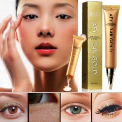 AFY 24K Gold Collagen Essence Eye Gel Cream Wrinkle Repairing