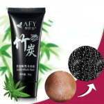AFY Bamboo Charcoal Blackhead Removal Nose Mask