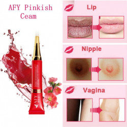AFY Lip Private Part Nipple Bleaching Whitening Fresh Up Pinkish Cream