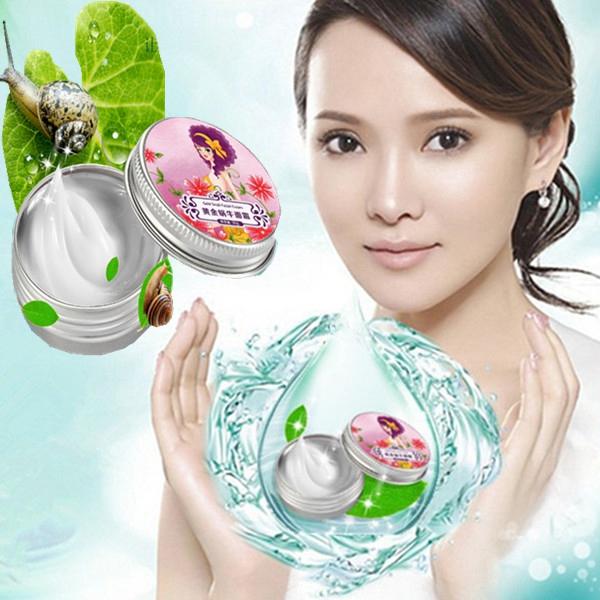 AFY Snail Cream Face Skin Care Moisturizing Anti-Aging Skin Care