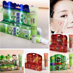 Aloe Ginseng Plant Element Anti Acne Remove Vanishing Treatment Cream