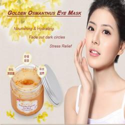 Golden Osmanthus Anti Wrinkle And Dark Circle Hydrating Eye Mask