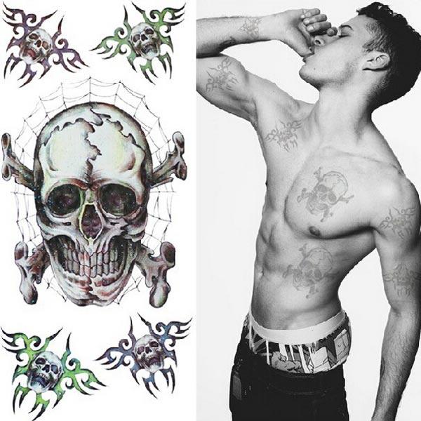 køb midlertidige tatoveringer
