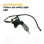 Tattoo Machine Auxiliary LED Lamp Light Aid Accessories Tattoos & Body Art