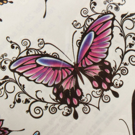 Waterproof Removable Temporary Butterfly Tattoo Sticker Body Art 2021