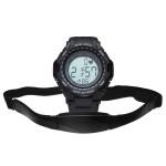 CS-009 Gym Heart Rate Sport Pedometer Hiking Men Women Wrist Watch Gym & Hiking Watch
