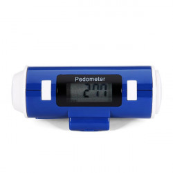 LED Light Step Count Running Accessory Pedometer