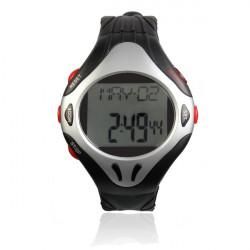 Pulse Calorie Monitor Heart Rate Sport Men Quartz Wrist Watch