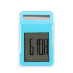 Step Count Solar Energy Running Accessory Pedometer