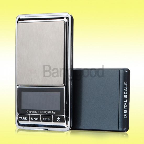 1000g x 0.1g LCD Mini Digital Jewelry Pocket GRAM Scale 2021