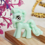 10pcs Green Cute Cartoon Flatback Resin Pony DIY Decoration Jewelry Design & Repair