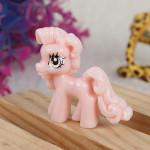 10pcs Light Pink Cute Cartoon Flatback Resin Pony DIY Decoration Jewelry Design & Repair