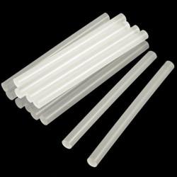 10pcs Translucence Hot Melt Glue Adhesive Sticks 7x100mm