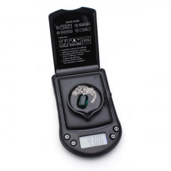 200g x 0.01g Mini Portable Pocket Diamond Jewelry Digital Scale