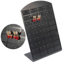 36 Pair Earrings Display Holder
