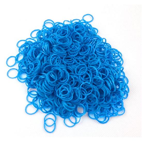 600pcs Colorful Loom Rubber Bands DIY Kid Bracelet With 24pcs Clips 2021