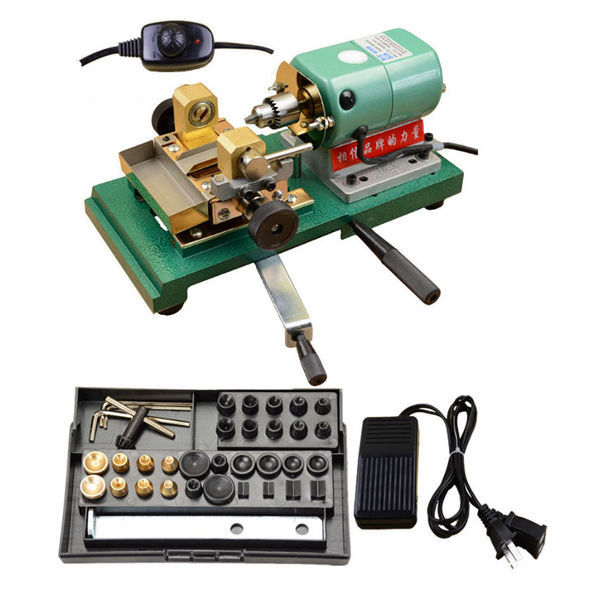Beads Pearl Drilling Machine Drills Hole Punch Jewelry Making Tool Jewelry Design & Repair