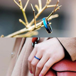 Color Changing Mood Ring Magic Temperature Finger Ring Men Jewelry