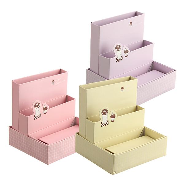 DIY Cardboard Paper Jewelry Organizer Receive Storage Boxs Jewelry Supplies