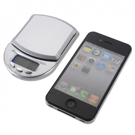 Digital Jewelry Diamond Pocket Electronic Balance Weight LCD Scale