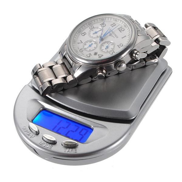 Digital Jewelry Diamond Pocket Electronic Balance Weight LCD Scale Jewelry Supplies