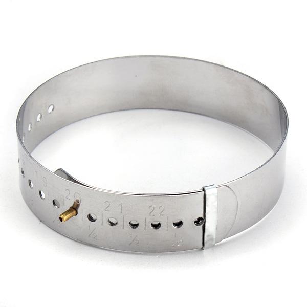 Metal Bracelet Gauge Wrist Hand Bangle Sizer Measure Sizing Tool Jewelry Design & Repair