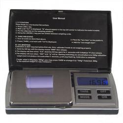 New Pocket Precision Digital Scale (500g Max/0.01g Resolution)