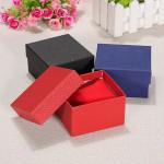 Paper Cardboard Bracelet Wrist Watch Boxes Case Jewelry Gift Box Jewelry Supplies