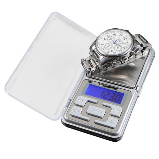Portable Digital Electronic Jewelry Gram Weight Scale Balance