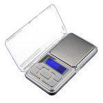 Portable Digital Electronic Jewelry Gram Weight Scale Balance Jewelry Supplies
