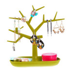 Tree Branch Shape Earrings Necklace Ring Jewelry Display Stand Holder Jewelry Supplies